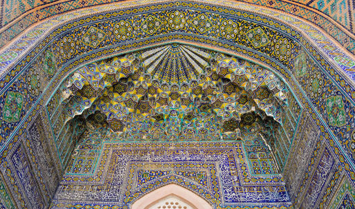 Preserving Central Asia's ancient architecture through code