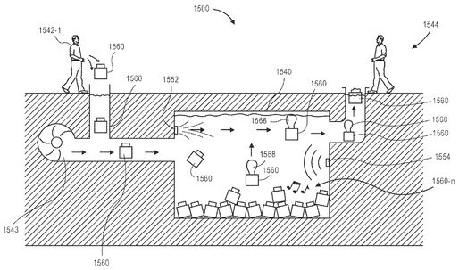 """Amazon's patent for """"Aquatic Storage Facilities"""" could turn lakes into underwater warehouses"""