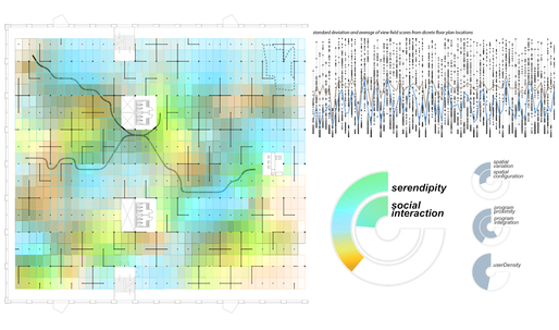Design as quantification: what if buildings could talk?