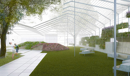 """""""Wynwood Greenhouse"""" gets 1st place in DawnTown's Wynwood Gateway Park Competition in Miami"""
