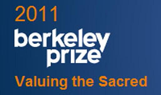 2011 Berkeley Prize Winners Announced