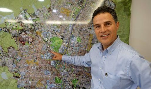 """Medellín's """"social urbanisation"""""""
