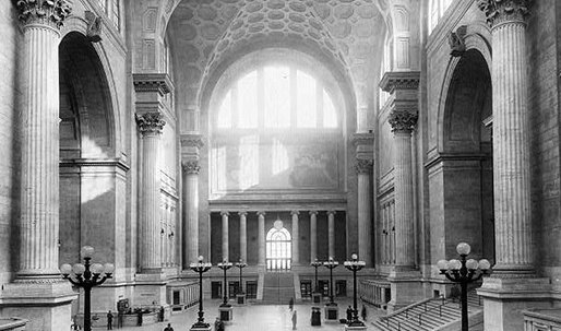 The new $2.5 billion plan to rebuild the historic Penn Station