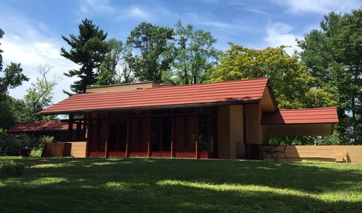 For Frank Lloyd Wright's 150th birthday, we interview Dan Nichols who has been living in and restoring Wright's Sweeton House in New Jersey