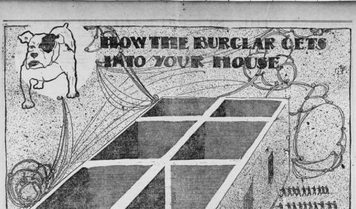 Examining the spatial crime of burglary