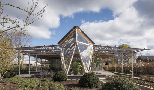 Norman Foster's secret garden: a tour of Foster + Partners' Maggie's Center