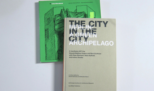 "Book Review: ""The City in the City—Berlin: A Green Archipelago. A manifesto"""