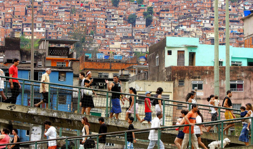 The Trouble with Favela Chic