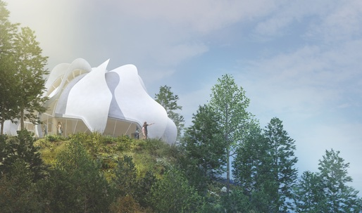 After being destroyed in a fire, Canadian-firm Patkau Architects rebuilds the Temple of Light