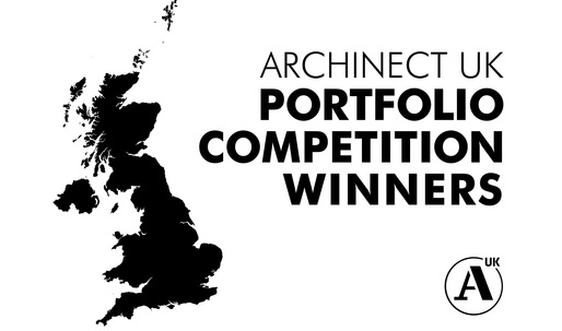 Announcing the winners of Archinect UK Portfolio Competition 2017!