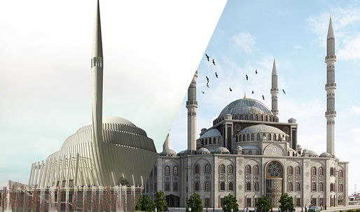 No Clear Winner (yet) in Kosovo's Central Mosque of Prishtina Competition