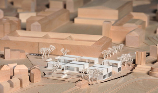 Competition for New Bauhaus Museum in Weimar Ends without a First Prize