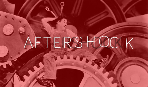 "Aftershock #2: ""Serendipity Machines"" and the Future of Workplace Design"