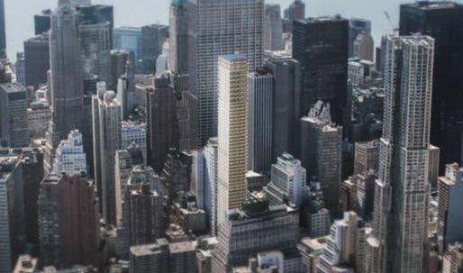 REVEALED: David Adjaye's Wall Street Tower, his first skyscraper in NYC