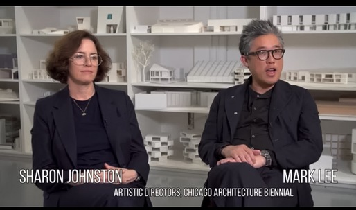 Watch a video preview of this year's Chicago Architecture Biennial