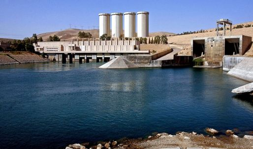 Water Wars: the Islamic State and the Mosul Dam