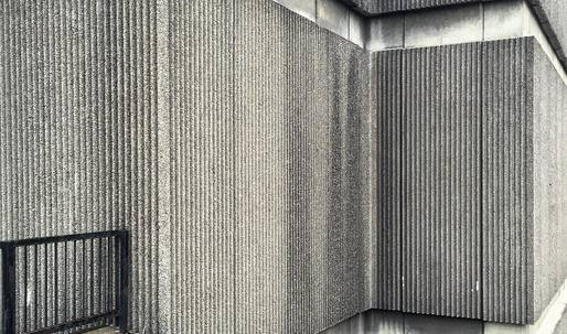 An ode to Brutalism