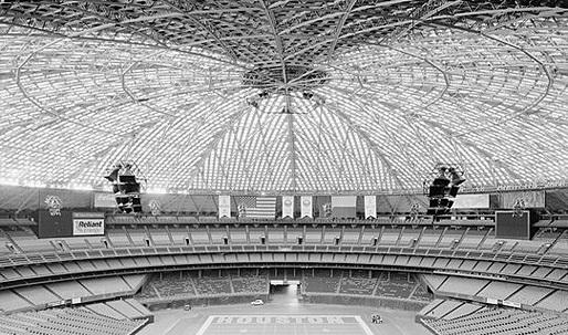 Kirksey Architecture selected to retrofit Houston's Astrodome