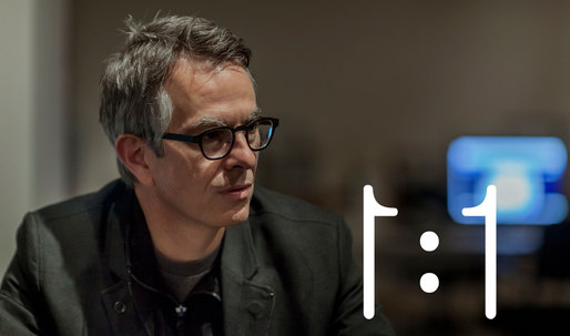 "Our brand new interview podcast ""Archinect Sessions One-to-One"" premieres today! Listen to episode #1 with Neil Denari"