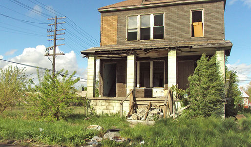 Eight years after the crash, Detroit still contending with foreclosures