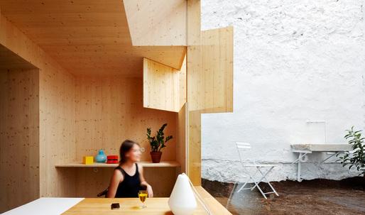 Domus visits Maio at their nice Barcelona studio
