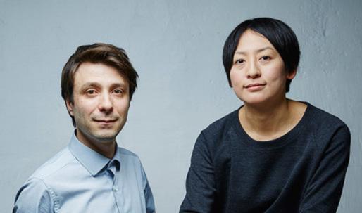 Who are Helsinki Guggenheim winners Nicolas Moreau and Hiroko Kusunoki?