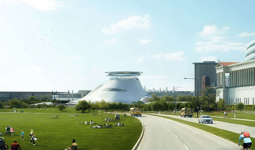 Is George Lucas pitting L.A. against S.F. for his Lucas Museum of Narrative Art?