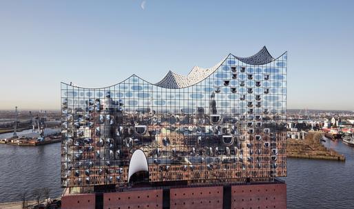 Take a look at Herzog & De Meuron's Elbphilharmonie in Hamburg