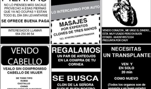 El futuro necesita imaginarse; Tijuana, Edgelands and Network culture