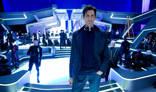 Cutting Room: Joseph Kosinski talks to Archinect about his transition from architecture to Hollywood