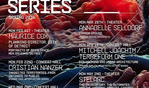 Get Lectured: Rensselaer, Spring '16