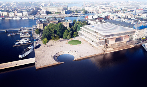 Eleven renowned architects present proposals for Stockholm's future Nobel Center