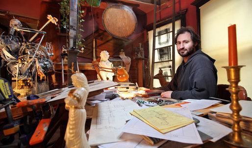 In Buffalo, One Man's Living Museum