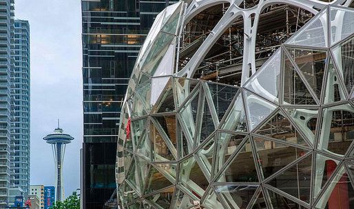 How long until Amazon conquers downtown Seattle?