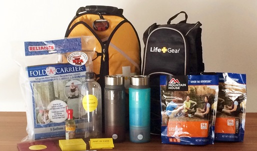 Prepare your emergency survival kit with inspiration from some of the Dry Futures competition prize packages