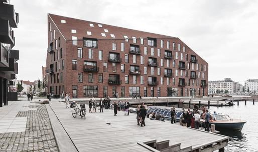 "A ""hyper-democratic"" housing complex in Copenhagen combines community input with contextual design"