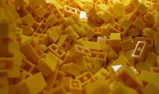 Urban Land Institute hosts urban planning Lego workshop for students