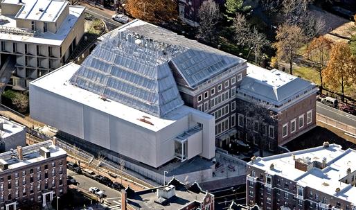 Renzo Piano-designed Harvard Art Museum Nears Completion