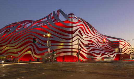 A populist triumph over museum elites? Craig Hodgetts takes on the Petersen Automotive Museum