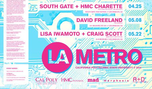 Get Lectured: Cal Poly LA Metro '14