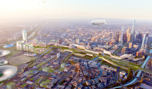 Los Angeles Metro Approves Gruen/Grimshaw for Union Station Master Plan