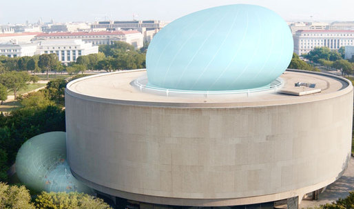 Diller-Scofidio's Hirshhorn Bubble: One More Chance?