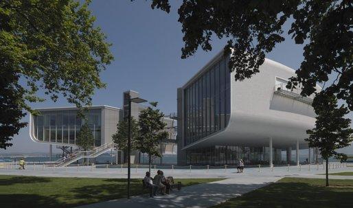 Renzo Piano's new museum in Spain shuns the 'Bilbao Effect'