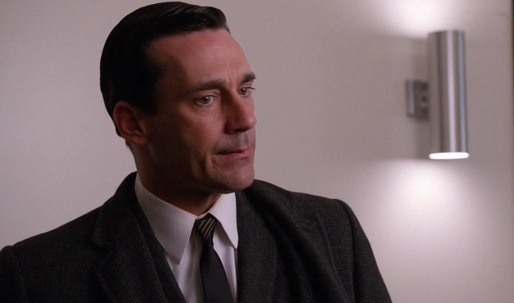 """Material Witness #2: Lighting the path of self-destruction in """"Mad Men"""" and """"Suits"""""""