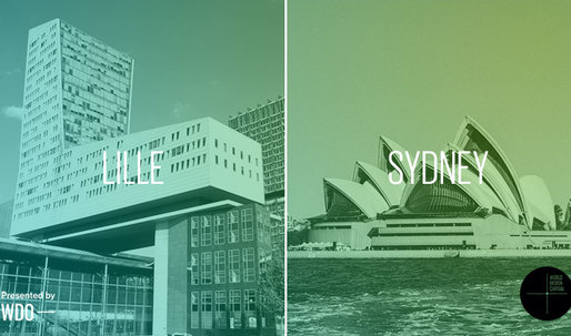 Lille, France and Sydney, Australia named as World Design Capital 2020 finalists