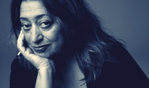 """MODTriangle Architecture Movie Series Concludes With """"Lioness Among Lions: The Architect Zaha Hadid"""""""