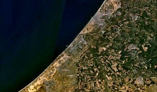 Israel may build artificial island off Gaza Strip coast