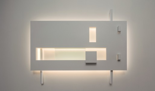 The new Richard Meier Light collection captures elements of the architect's iconic buildings