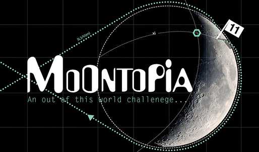 MOONTOPIA: An out of this world challenge...