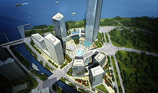 Goettsch Partners Wins Master Plan Competition for Guangzhou, China